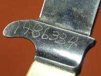 Vintage German Germany Solingen Guide Hunting Knife