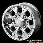 16 x8 Helo HE791 Maxx Chrome 8 Lugs Wheels Rims FREE LUGS