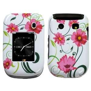 BlackBerry Style 9670 Lovely Flowers Hard Case Snap on