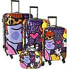 Britto Collection by Heys USA Couple 4 Piece Luggage Set $1,210.00 (50