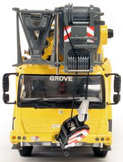 Grove GMK 5165 2 All Terrain Mobile Crane (By TWH)