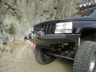 Jeep ZJ FRONT WINCH Bumper Grand Cherokee 93 98