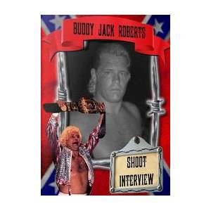 Buddy Jack Roberts Shoot Interview Wrestling DVD R Movies