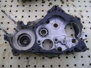 HONDA MR50 MR 50 ELSINORE ENGINE CRANK CASES