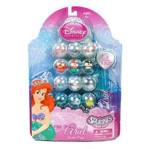Squinkies Disney Princess Bubble Pack   Ariel Toys