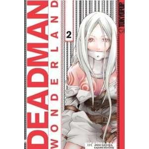 Deadman Wonderland, Vol. 2 [Paperback] Jinsei Kataoka