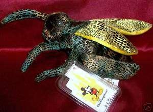 Disney GRASSHOPPER PLUSH Bean Bag FINGER PUPPET