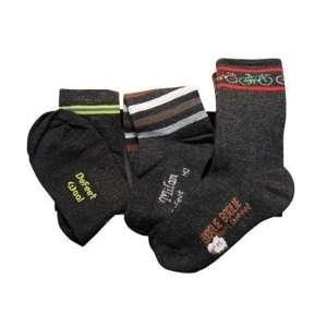 DeFeet Mens Wooleator/Woolie Boolie/Mondo Wool Sock Gift
