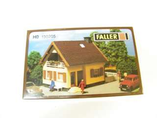 Faller 130205 Single Family House Building Kit HO Scale