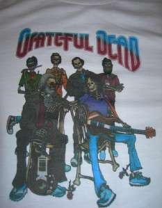 Grateful Dead T Shirt  VTG Style 1987 Tour