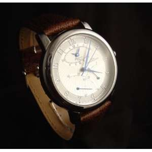Astbury & Co Automatic Dual Time Retrograde Gents Watch