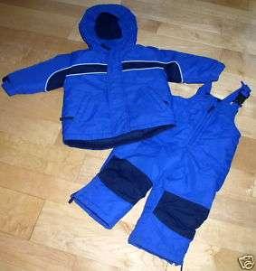 Talbots Kids Winter Coat & Snow/ski Pants Boys 18 mos