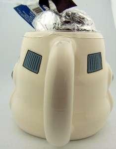 Star Wars Storm Trooper Helmet Coffe Candy Mug Ceramic Collectable