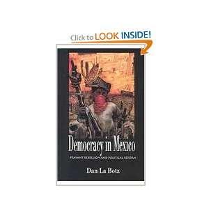Rebellion and Political Reform (9780896085084) Dan La Botz Books