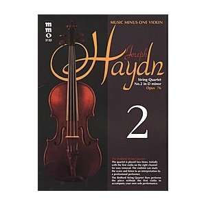 Haydn String Quartet D Minor (Minus Violin) Bedford