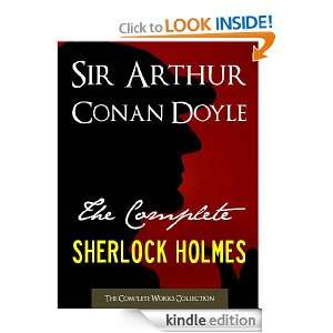 THE COMPLETE TALES OF TERROR AND MYSTERY (All Sherlock Holmes Stories