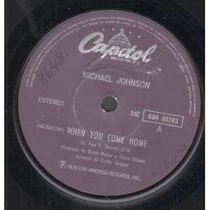 INCH (7 VINYL 45) BRAZILLIAN CAPITOL 1978 MICHAEL JOHNSON Music