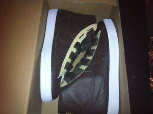 Mens Nike Blazer AC LE Shoes 386162 221 High brown new in box size 9