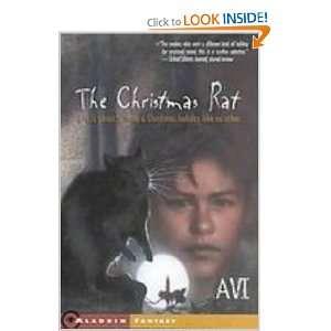 The Christmas Rat (9781439528174) Avi Books