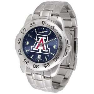 Arizona Wildcats   University Of Sport Steel Band Ano chrome   Men