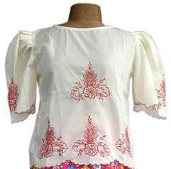 Philippines FILIPINIANA COSTUMES Skirt MARIA CLARA New!