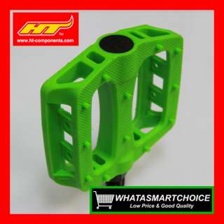 P09N GREEN Mountain & BMX Universal Bicycle Bike Pedals