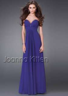 Bridesmaid Prom Ball Evening Cocktail elegant womens ball gown Dress