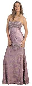 EVENING PROM GOWNS BEAUTIFUL ENGAGEMENT SWEET 16 PAGEANT DRESSES