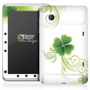 Design Skins for HTC Flyer   Cloverleaf Design Folie