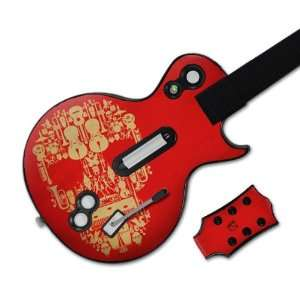Les Paul  Xbox 360 & PS3  Venture Bros  Instruments Skin Video Games