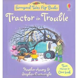 Tractor in Trouble/Kittens Day Out (Farmyard Tales Flip