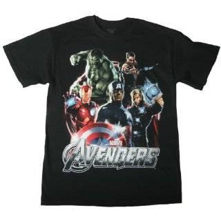 Avengers Assemble    The Avengers T Shirt Clothing