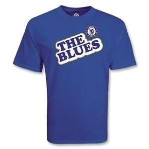 Euro 2012   Chelsea Football Club The Blues Soccer T Shirt