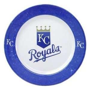 Kansas City Royals 4 Piece Dinner Plate Set