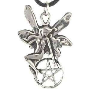 Fairy Magic Womens Pendant Necklace Wicca Wiccan Pagan Metaphysical