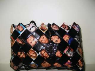 Fab Life Coin Purse Wristlet Candy Wrapper Style