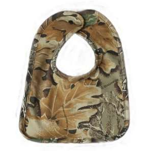 Camouflage Baby Infant Bib (Realtree Hardwoods) Sports