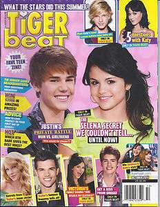 BEAT MAGAZINE JUSTIN BIEBER SELENA GOMEZ TAYLOR LAUTNER SWIFT POSTERS