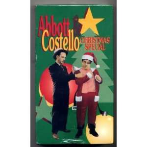 Abbott & Costello Christmas Special [VHS] Abbott