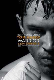 Warrior   11 x 17 Movie Poster   Canadian Style A