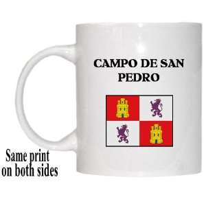 Castilla y Leon   CAMPO DE SAN PEDRO Mug: Everything Else