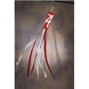ALABAMA CRIMSON TIDE Wind Socks Set of 2  Sports