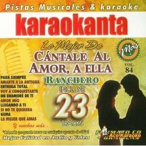 Karaokanta KAR 8084   Cantale Al Amor A Ella Ranchero / Lo