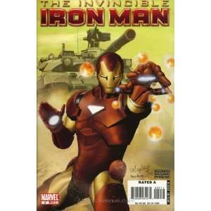 Invincible Iron Man (2008) #2 Books