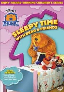 Blue House   Sleepy Time with Bear and Friends (DVD)
