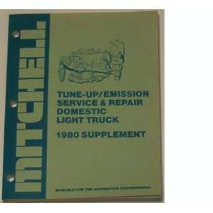 Mitchell Tune up/emission Service & Repair (For Domestic Light Truck