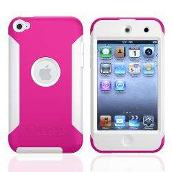 Otter Box Apple iPod Touch Generation 4 OEM Pink/ White Commuter Case