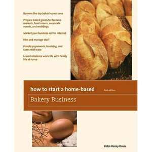 How to Start a Home Based Bakery Business, Davis, Detra
