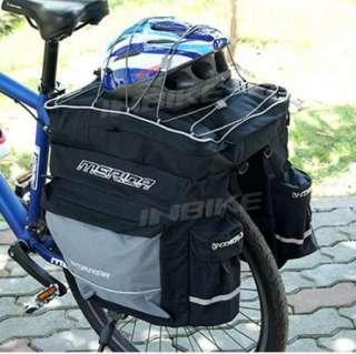 50L Cycling Bicycle Bag Bike rear seat bag pannier