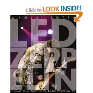 Whole Lotta Led Zeppelin (9783283011291) Jon Bream Books